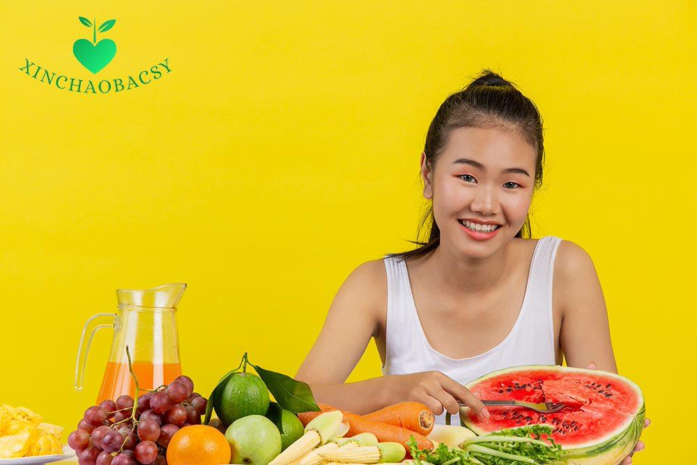Bị sỏi bàng quang nên ăn gì? Những gợi ý hàng đầu dành cho bạn